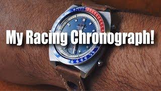 My Racing Chronograph!
