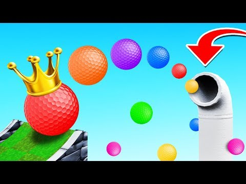 Golf It WITH FANS! (Hard Mode)