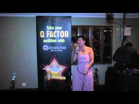 Tourism Queensland karaoke: Hey big spender