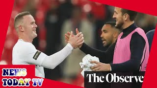 Wayne Rooney: some ex-players cannot come to terms with this England team