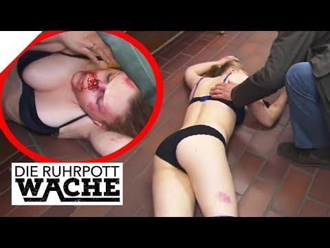 Aufruhr in der Schule: Lehrerin blutig attackiert   Bora Aksu   Die Ruhrpottwache   SAT.1 TV