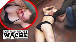 Aufruhr in der Schule: Lehrerin blutig attackiert | Bora Aksu | Die Ruhrpottwache | SAT.1 TV
