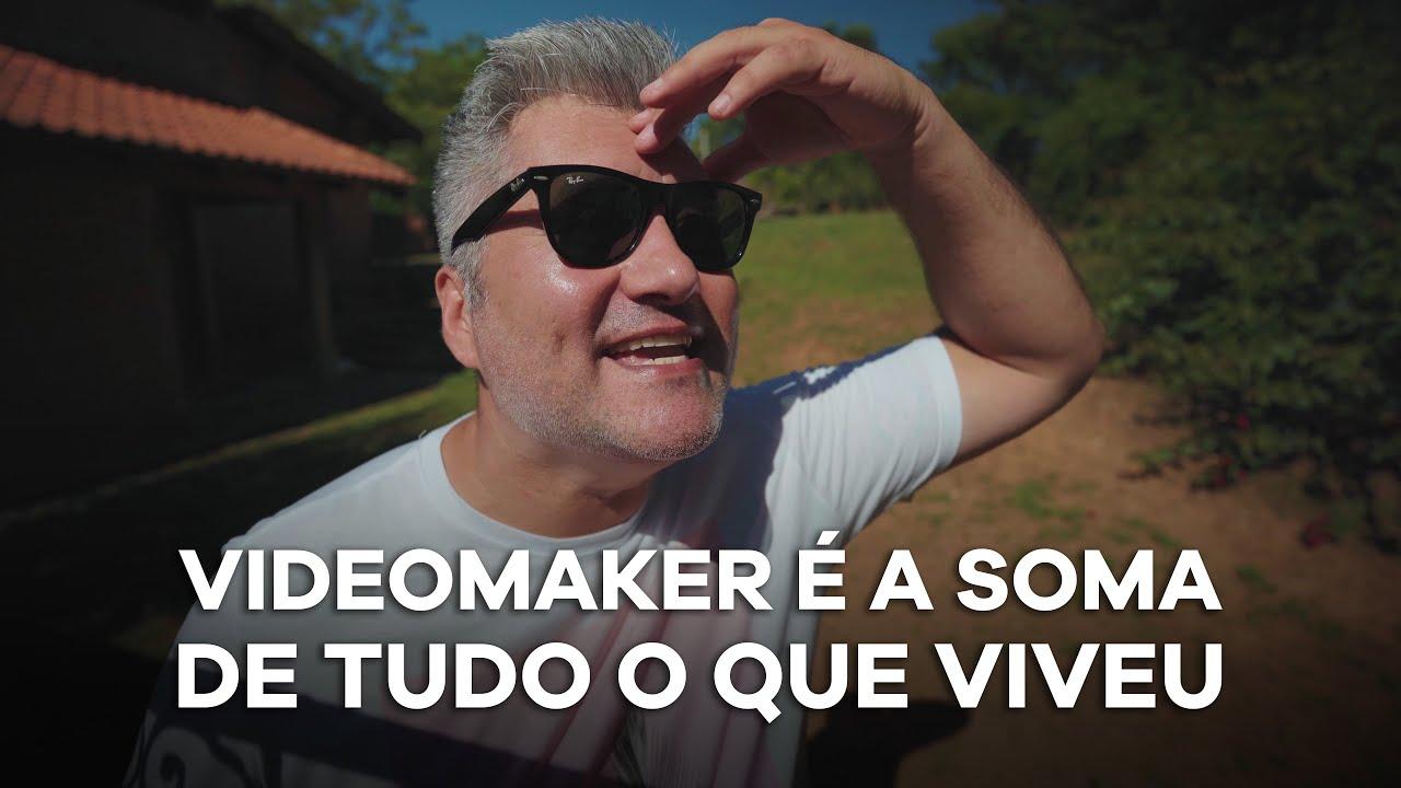 [VLOG] Videomaker é a soma de tudo o que já viveu!