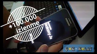 Samsung J2 Google account hesap kırma yeni yöntemi