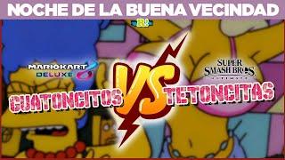 HOY NOCHE HOT + TRAGO DE CORTESÍA: GUATONCITOS VS. TETONCITAS EN SMASH ULTIMATE 🔥