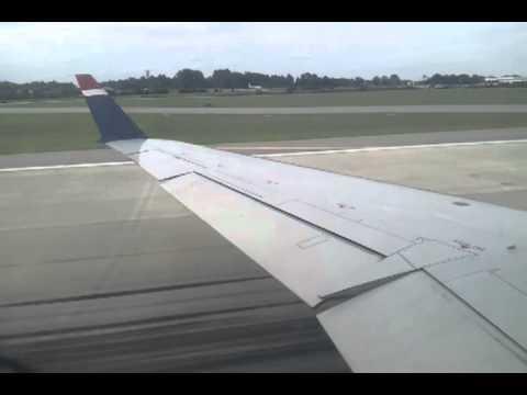 Takeoff Columbia SC (CAE) CRJ-200