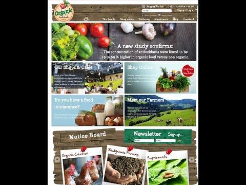 Organic foods & cafe in Dubai