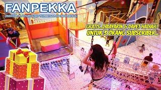 Berburu Hadiah Tersembunyi di Taman Bermain/Playground Indoor Terbesar di Indonesia FANPEKKA!! MP3