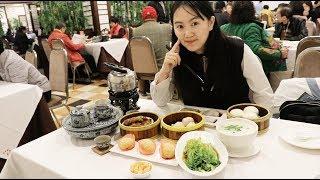广州的早餐真豪气!人均100元,一栋楼全坐满,跟家里有矿似的
