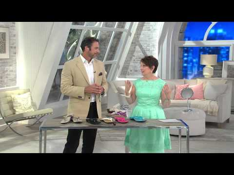 Vionic W/ Orthaheel Orthotic Sandals - Bella II With Jane Treacy