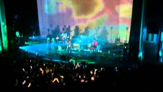 tame impala let it happen first performance live official new song 2015 hd