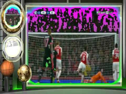 Football Full Match  Arsenal Vs Bayer Munich Match Videos 21 10 2015 a1