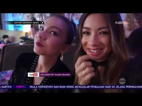 Jennifer Bachdim Bagikan Vlog Saat Mewawancara Para Model Victoria's Secret Mp3