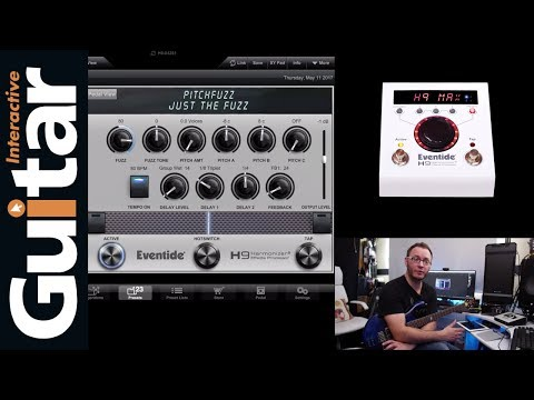 Eventide H9 Pitchfuzz Sculpt | Review