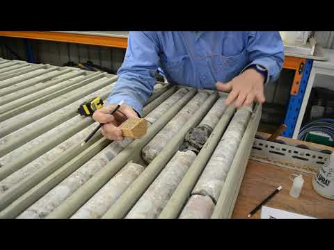 Introduction To Drill Core And Core Logging