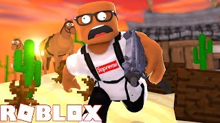 ESCAPING IL WILD WEST IN ROBLOX