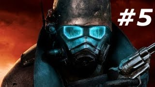Fallout New Vegas Gameplay Walkthrough Part 5-Outpost