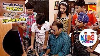 Tapu Sena Teaches Computer To Bhide | Tapu Sena Special | Taarak Mehta Ka Ooltah Chashmah