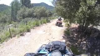 Quad Tour Mallorca 12.04.2017 Teil 5