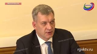 В Дагестане обсудили завершение строительства объектов высокой степени готовности