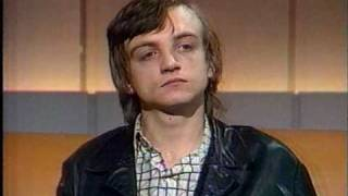 Sounds: Donnie interviewing Mark E. Smith and Marc Riley of The Fall (1982)