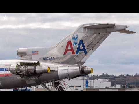 Former American Airlines 727 Rescued By Kansas City Museum