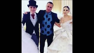 Свадьба Саши Артемовой и Евгения Кузина