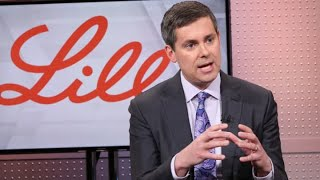 Eli Lilly CEO on WHO advising against using remdesivir to treat Covid-19