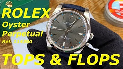 👍 TOPS & FLOPS! 👎 Rolex Oyster Perpetual | Luxus Armbanduhr | Ref. 114300 (German)