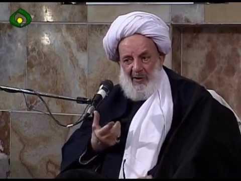 62 چیزهایی که قلب را جلا می دهد و احکام یتیم   آیت الله مجتهدی تهرانی