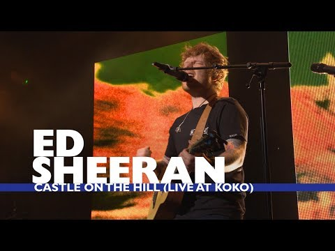 Ed Sheeran - 'Castle On The Hill' (Live At...
