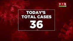 BREAKING NEWS || 36 NEW COVID-19 POSITIVE CASES IN MANIPUR || 17TH JULY 2020