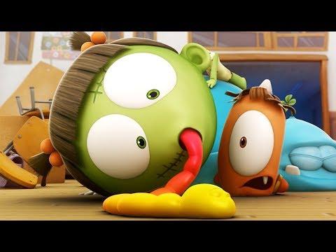 Funny Animated Cartoon   Spookiz   The Ultimate Race   스푸키즈   Cartoon For Children