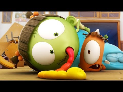 Funny Animated Cartoon | Spookiz | The Ultimate Race | 스푸키즈 | Cartoon For Children