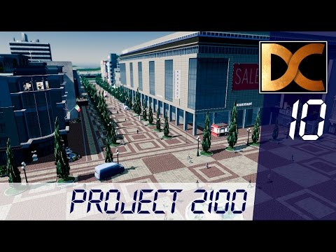 PROJECT 2100 - The Pedestrian's Dream [No. 10]