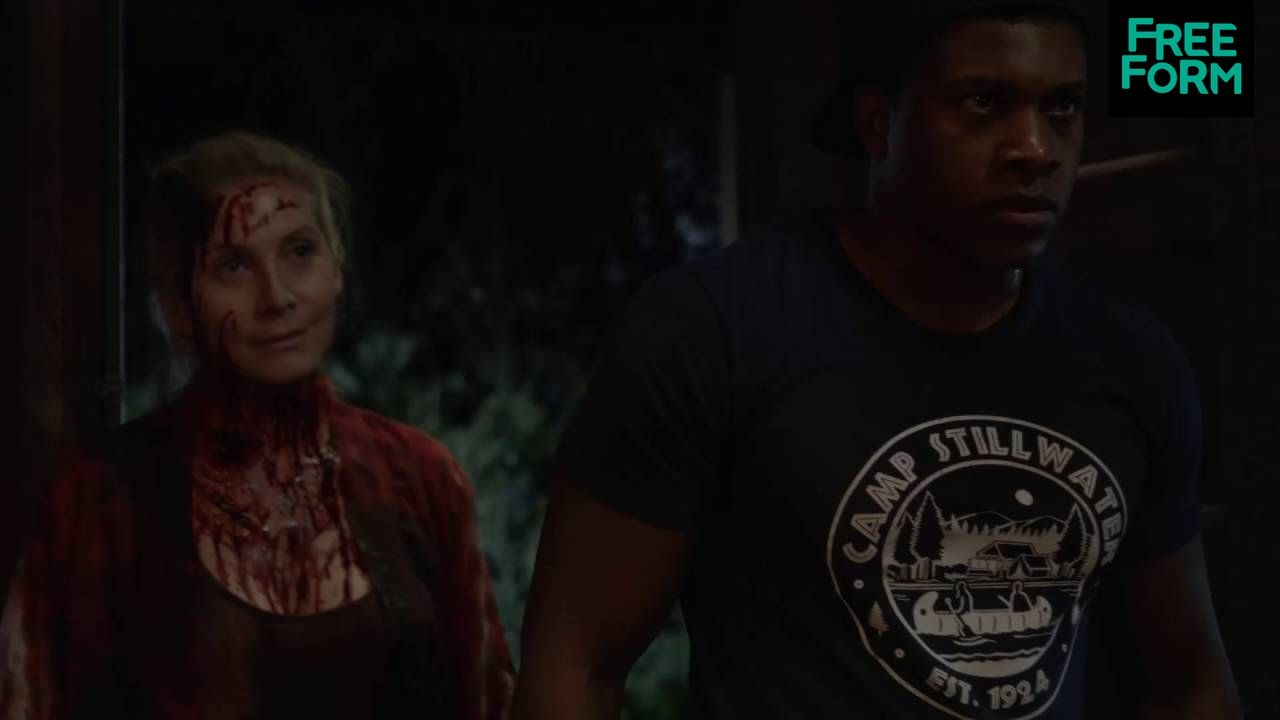 Download Dead of Summer 1x10 Clip: Fighting the Demon | Freeform