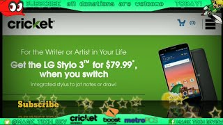 Cricket Wireless Review Of Holiday Deals 2017 The Good Bad & Ugly iPhone X