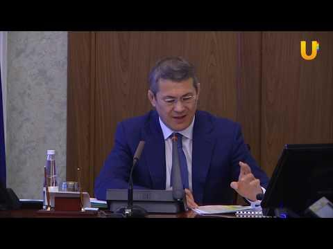 UTV. Радий Хабиров