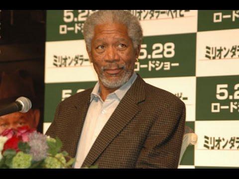 Japanize Morgan Freeman