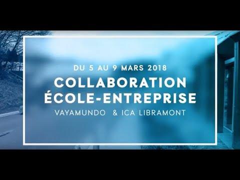 Collaboration école-entreprise - ICA / Vayamundo Houffalize