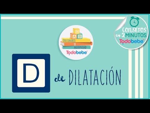 D de Dilatación | Todobebé