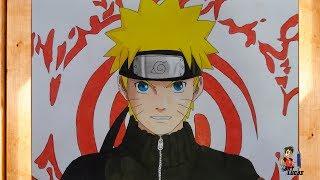 Como Desenhar o Naruto / How To Draw Naruto (passo a passo)