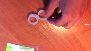 Магнитные кольца для похудения с сайта Tinydeal.com