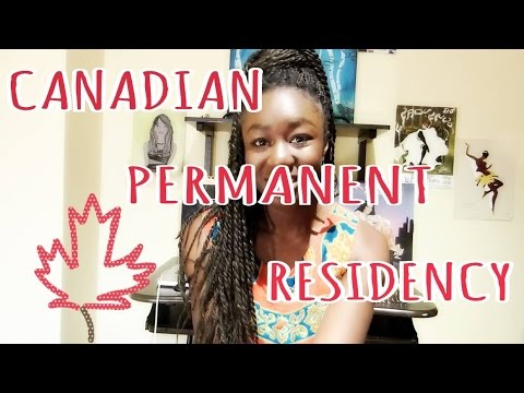 Applying for Canadian Permanent Residency - Canadian Experience Class 2014