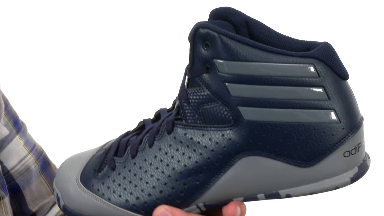 new product 3f218 1ca22 adidas NXT LVL SPD IV SKU 8640039