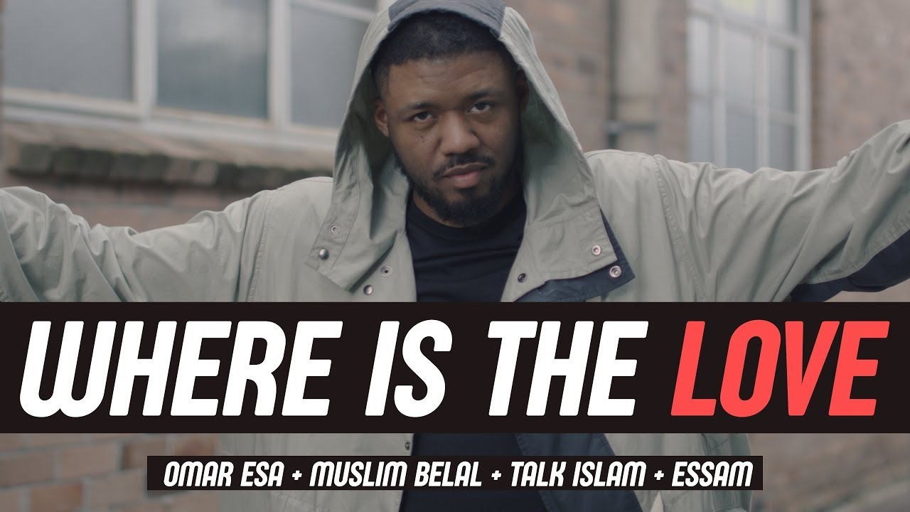 WHERE IS THE LOVE (Muslim Cover) Ft. Omar Esa, Muslim Belal, Essam