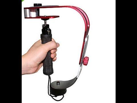 Jimmy測試平價攝影機穩定器 - YouTube