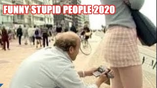 FUNNY STUPID PEOPLE   BEST VIDEOS FAILS Facts & Fun 2020 