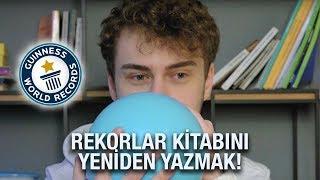 REKOR DENEMESİ YAPMA REKORU KIRDIM!