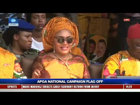 APGA Flags Off National Campaign In Awka Pt.2 |Live Event|